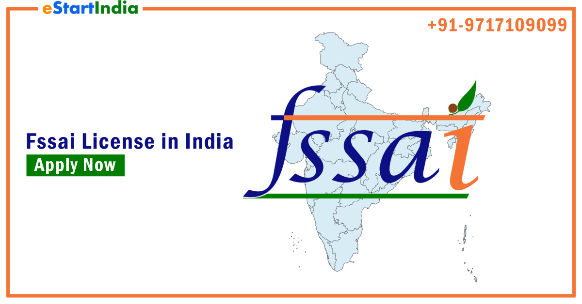Fssai License in India   Apply Online   Step By Step Process