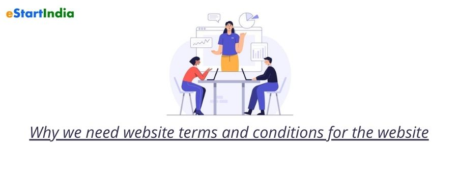 Why we need website terms and conditions for the website